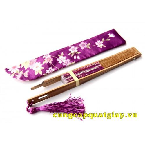 Quat handmade Nhật