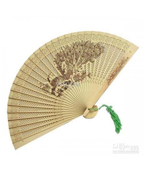 Quat handmade Nhật - Phượng Hoàng